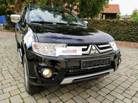 Mitsubishi L200 Pick Up 4x4 DPF Invite Club Cab