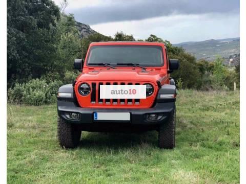 Jeep Wrangler RUBICON 2.2 CRD 200CV