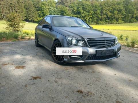 Mercedes-Benz C 350 (BlueEFFICIENCY)