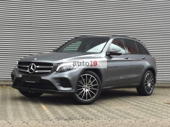 Mercedes-Benz GLC 220 AMG Panorama