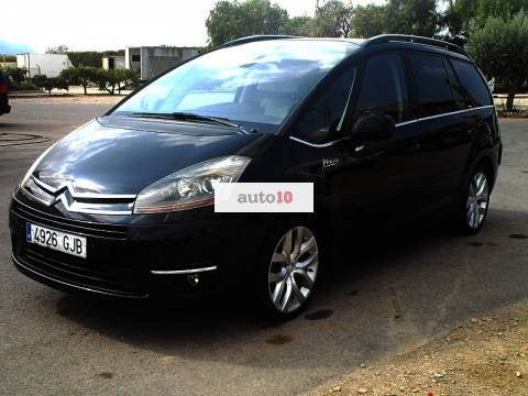 CITROEN C4 GRAND PICASSO 1.6 HDI Exclusive 110 CV 7 plazas.