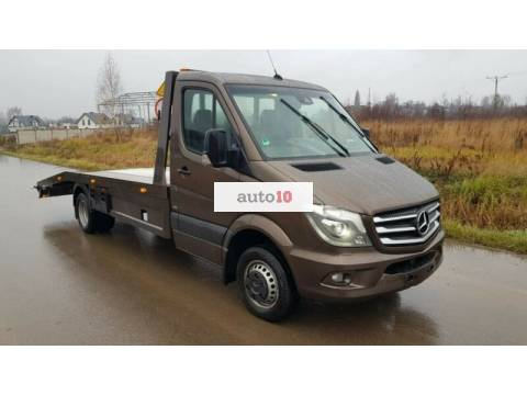 Mercedes-Benz 519 CDI V6 Sprinter