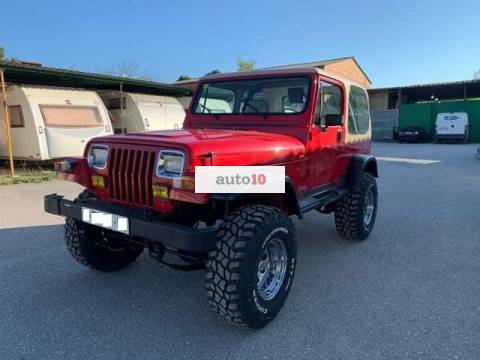 Jeep Wrangler 2.5 Soft top TEXAN impecable