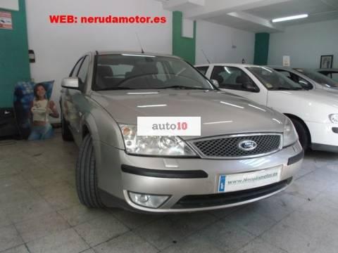 FORD MONDEO 2.0 TDCI GHIA 130-CV MUY BARATO SOLO 4800.-€