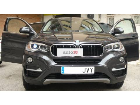 Vendo Bmw X6 sDrive30D
