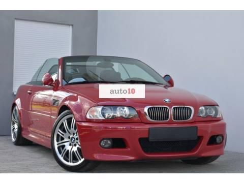 BMW M3 SMG Cabrio