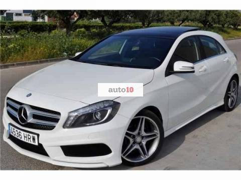 Mercedes Benz A 180 CDI BE AMG Sport