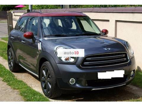 MINI COOPER D COUNTRYMAN