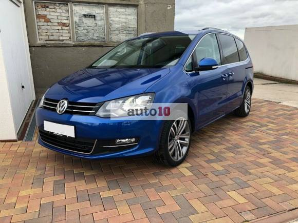 Volkswagen Sharan Highline 4Motion DSG