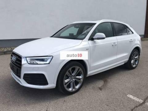Audi Q3 2.0 TFSI S Line Premium Plus