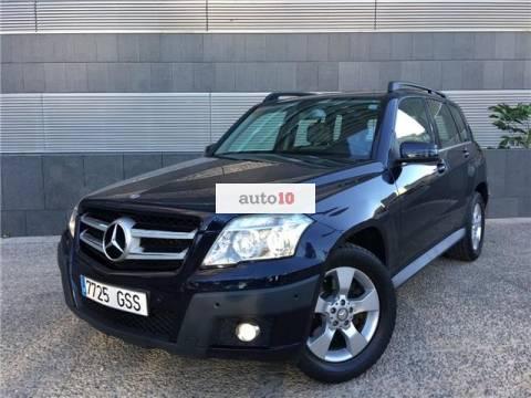 Mercedes-Benz GLK 350 CDI 4M