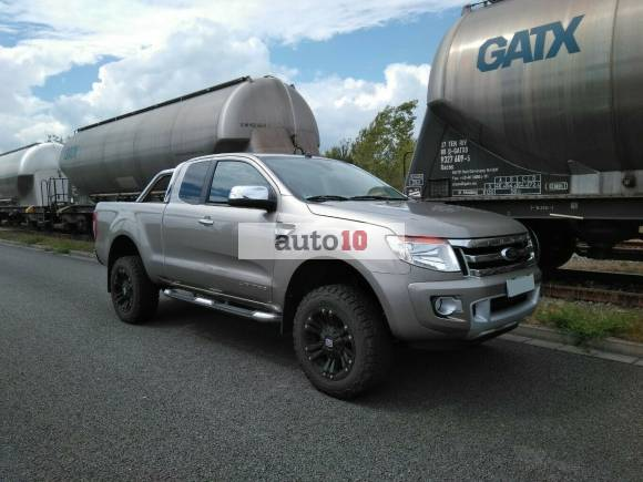 Ford Ranger Limited Extra Cab 4x4