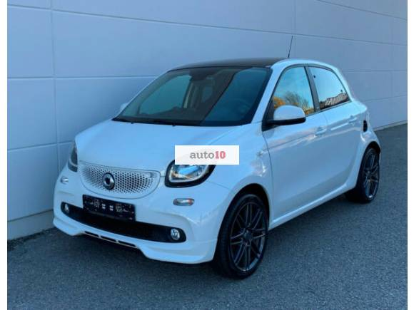Smart ForFour 0.9 Twinamic