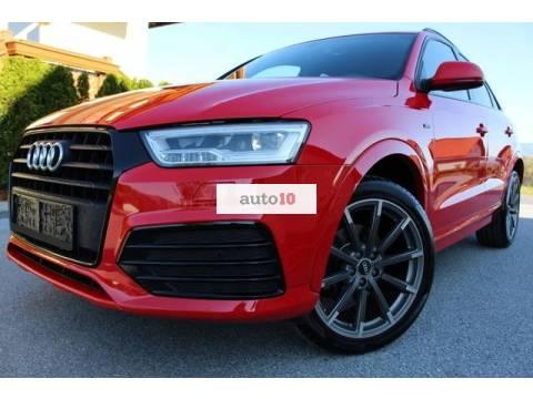Audi Q3 2.0Tdi S-line