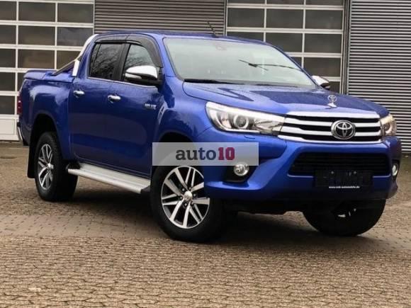 Toyota Hilux Doka