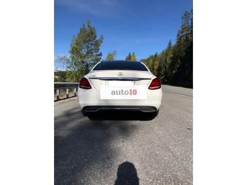 Mercedes-Benz C-Klasse 2015----7000€