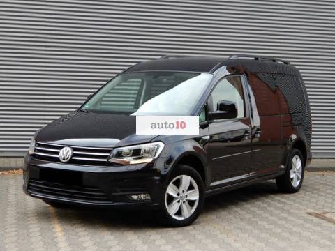 Volkswagen Caddy Maxi 7-Plazas
