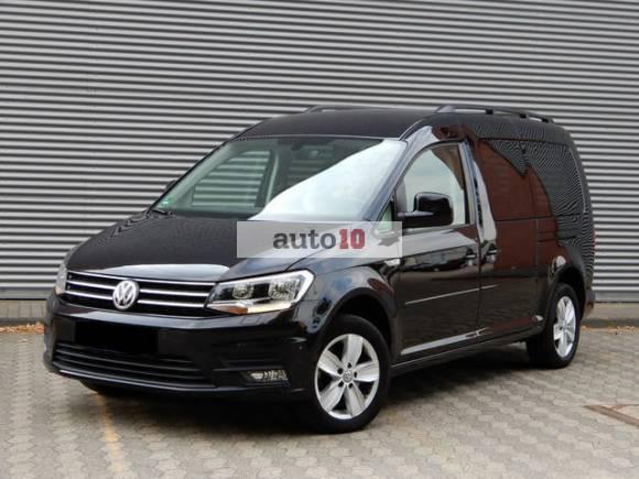 Volkswagen Caddy Maxi 7-Plazas