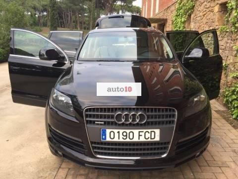 Audi Q7 3.0TDI quattro Tiptronic