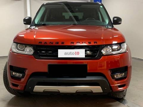 Land Rover Range Rover Sport 3.0 SDV6 2014