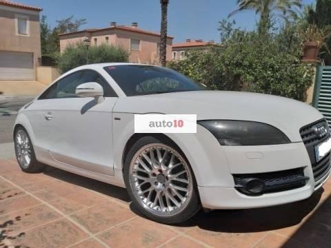 Audi TT Coupé 2.0 TFSI S-Tronic