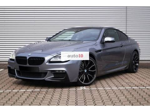 BMW 640d Coupe Facelift