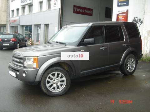 LAND-ROVER - DISCOVERY 2. 7TDV6 HSE