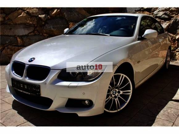 BMW 320d E92 Coupé