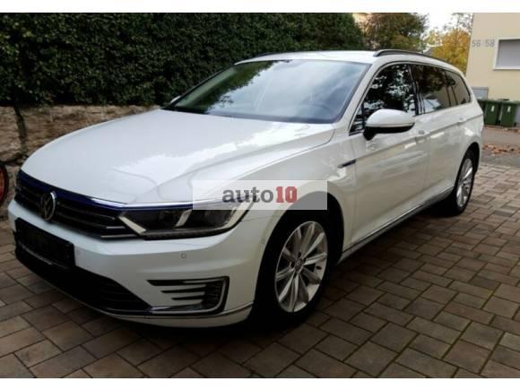 Volkswagen Passat 1.4 TSI Plug-In-Hybrid DSG GTE