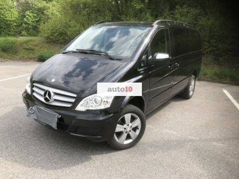 Mercedes-Benz Viano 2.2 CDI DPF 4Matic