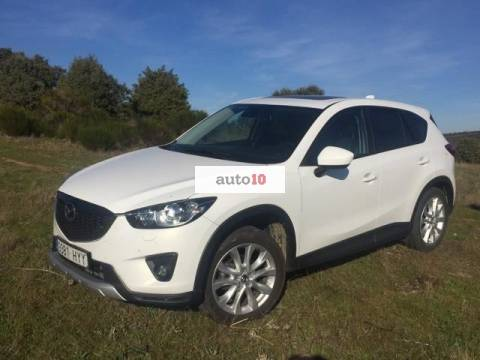 Mazda CX-5 2.2DE Luxury TS Nav.4wD 175 Aut. Luxury Techo