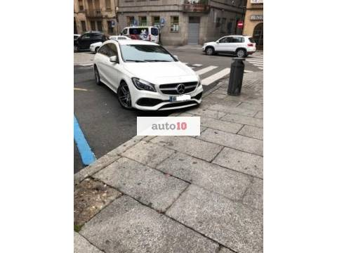Mercedes-Benz CLA 200 Shooting Brake d AMG Line