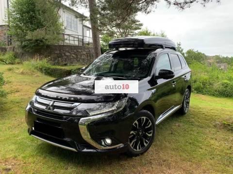 Mitsubishi Outlander Instyle+ Plug-in Hybrid
