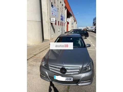 Mercedes-Benz C 200 CDI 136CV