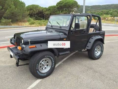 Jeep Wrangler 2.5 Capota Lona