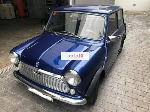 MINI 1000 MK2-BRITISH LEYLAND