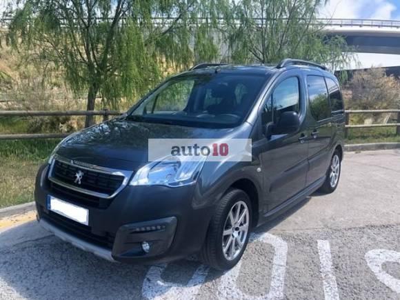 Peugeot Partner Tepee 1.2 PureTech Outdoor 110