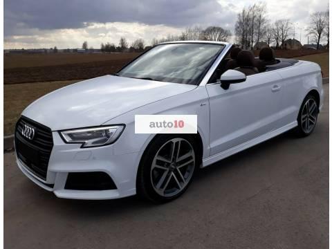 Audi A3 2.0 TFSI quattro S-Line S tronic