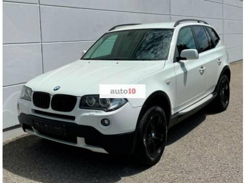 BMW X3 xDrive 3.0d