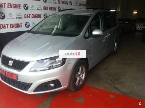 SEAT Alhambra 2.0 TDI 140 CV StartStop Style DSG