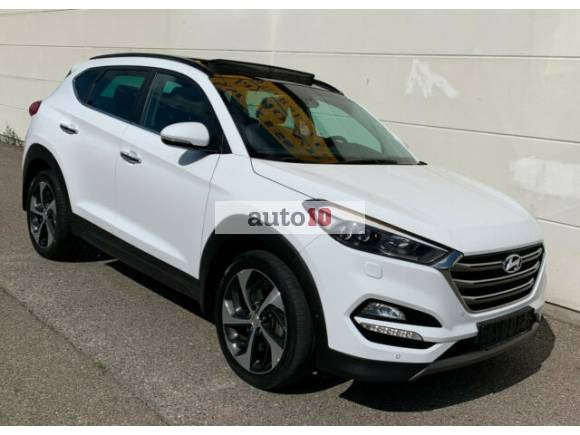 Hyundai Tucson 2.0 CRDi Premium 4WD Automatik