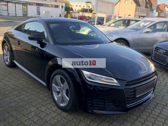 Audi TT 2.0 TDI Coupe