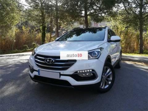 Hyundai Santa Fe 2.2 CRDi Tecno 4x2
