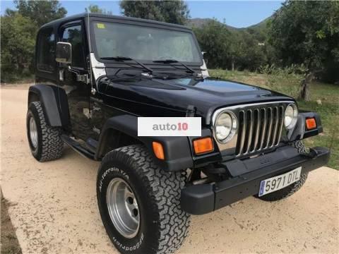 Jeep Wrangler 4.0 Aut