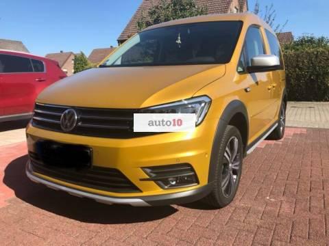 Volkswagen Caddy Alltrack 1.4 TSI DSG