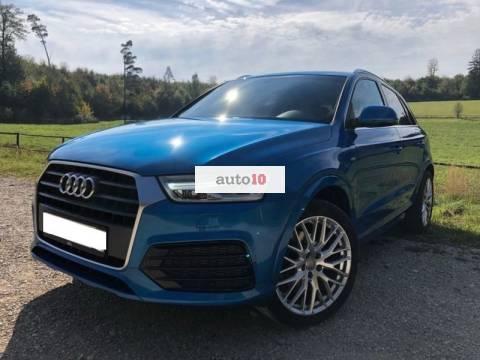 Audi Q3 Sport 2.0 TDI S tronic