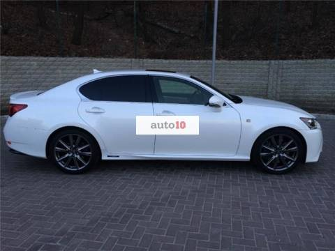 Lexus GS 450h F Sport Luxury Line
