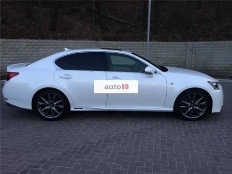 Lexus GS 450h F Sport Luxury Line