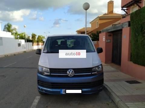 Volkswagen Transporter Chasis Doble Cabina 2.0TDI BMT Largo 75kW