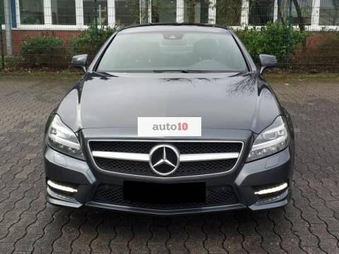 Mercedes-Benz CLS 350 CDI AMG